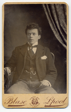 John Walker Thomas Blase carte de visite photograph 2