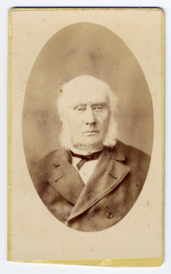 Mary Huther carte de visite photograph 2