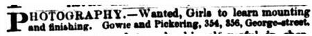 Sydney Morning Herald 16 April 1887 page 24