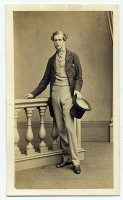 Robert Cade carte de visite photograph 3