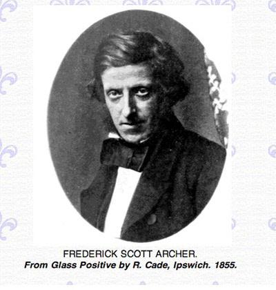 Cade, R - Archer portrait 1855 96dpi