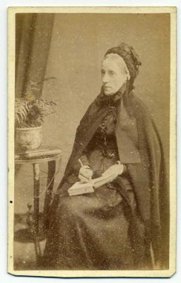 Henry Bown photograph 2 - carte de visite