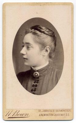 Henry Bown photograph 4 - carte de visite