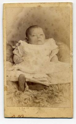 Henry Bown photograph 5 - carte de visite