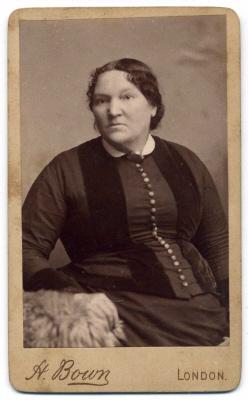 Henry Bown photograph 6 - carte de visite