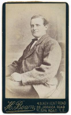 Henry Bown photograph 8 - carte de visite