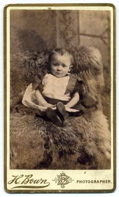 Henry Bown photograph 9 - carte de visite
