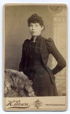 Henry Bown photograph 11 - carte de visite