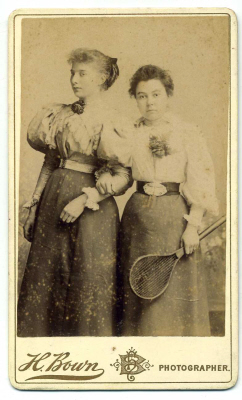Henry Bown photograph 15 - carte de visite