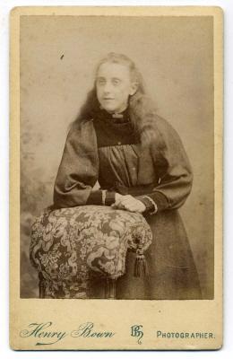 Henry Bown photograph 24 - carte de visite