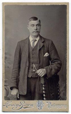 Henry Bown photograph 30 - carte de visite