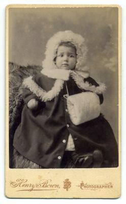 Henry Bown photograph 32 - carte de visite
