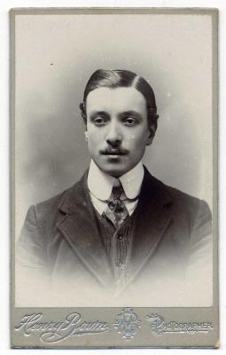 Henry Bown photograph 33 - carte de visite