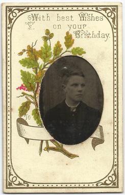 Frank Walton tintype -  photograph 16