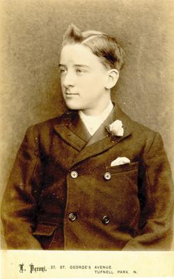 Albert Peroni taken about 1892