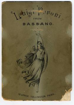 carte de visite Peroni Biography 39