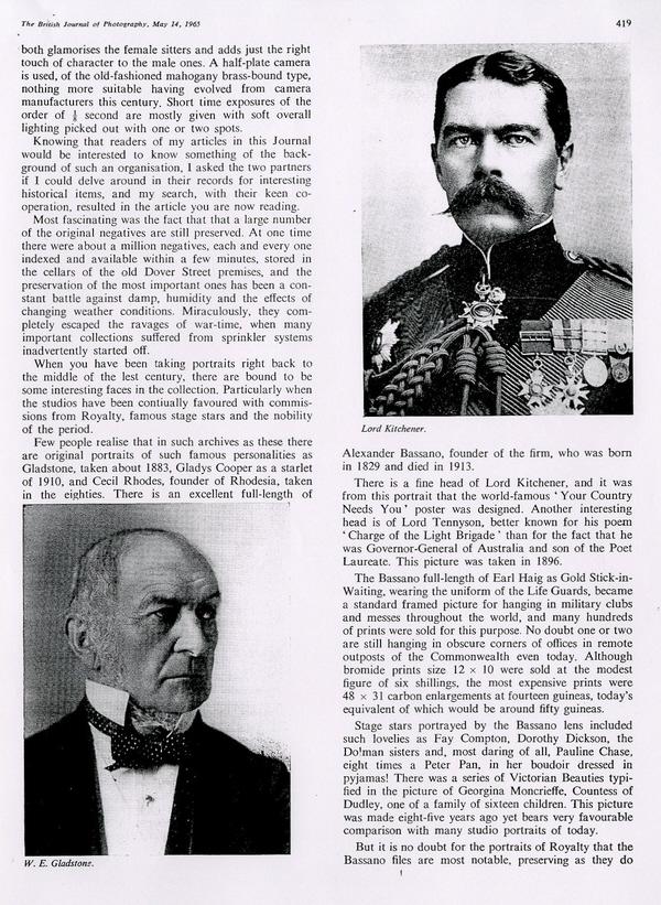 carte de visite Peroni Biography 43