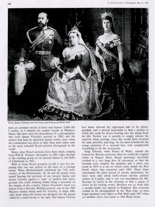 carte de visite Peroni Biography 44