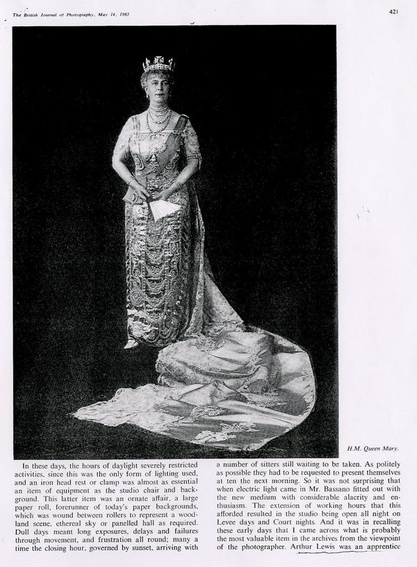 carte de visite Peroni Biography 45