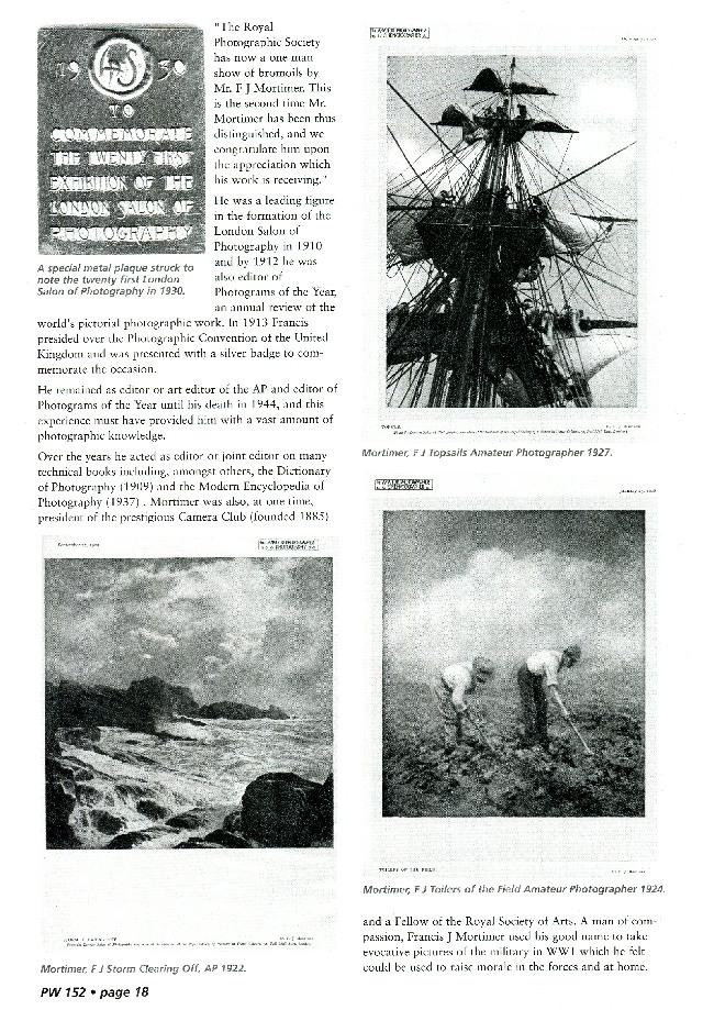 F J Mortimer Page 18
