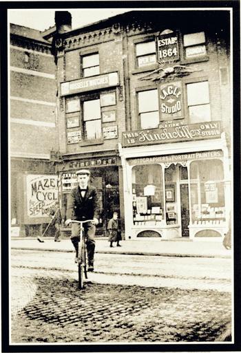 Hinchcliffe's Eagle Studios, 106 Cazneau Street, Liverpool, England 1878-1901 96dpi